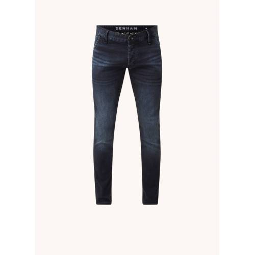denham York Slim Fit Jeans mit Stretch