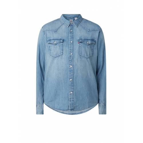 Levi's levis Regular Fit Hemd aus Denim