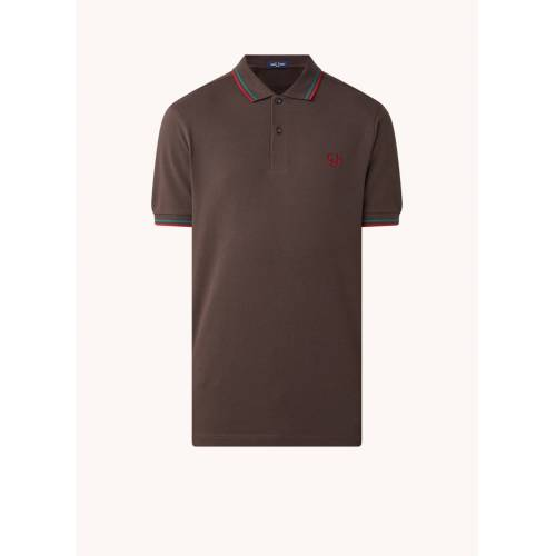 fred perry Regular Fit Poloshirt mit Logo
