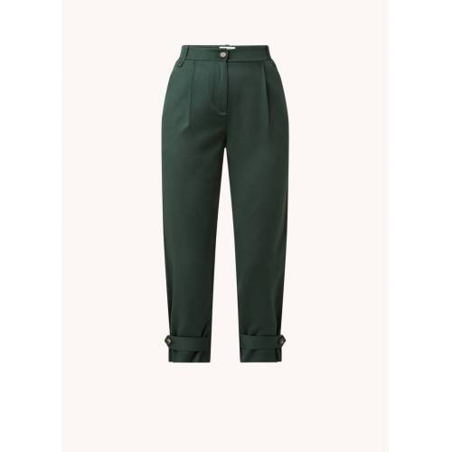 Reiss Duke Tapered Fit Tapered Fit Hose mit Knopfdetail