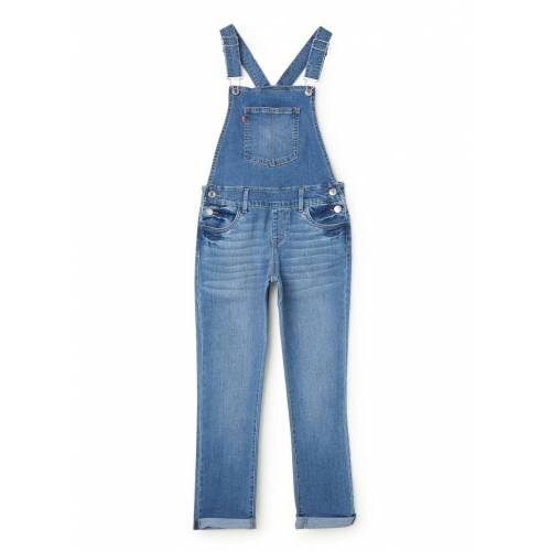 Levi's levis Straight Fit Latzhose mit Stretch