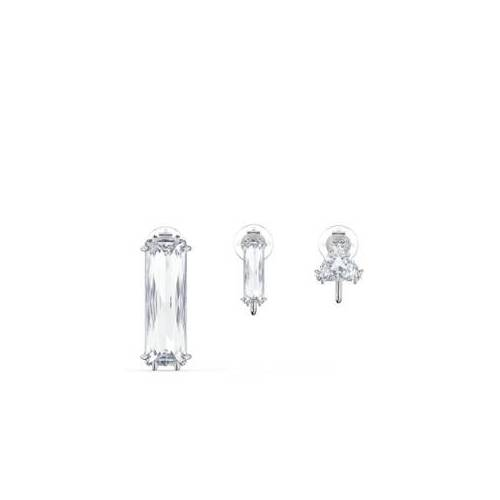 Swarovski Ohrclips mit Kristall 3er-Set