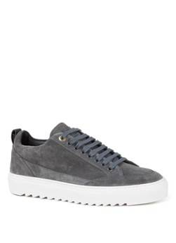 Mason Garments Tia Sneaker aus Wildleder Mittelgrau 40, 41, 42, 44, 46