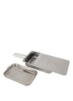 La Cucina Räucherofen Camerons Silber