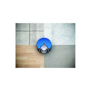 Dyson 360 Heurist Roboter Staubsauger - Nickel/Blau