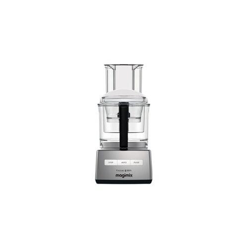 Magimix 5200 XL Küchenmaschine 3,6 Liter Chrom