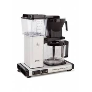 Moccamaster KBG Select Kaffeemaschine 53982 Silber