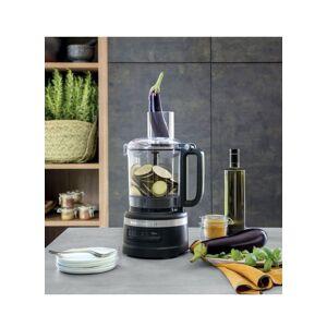 KitchenAid Foodprocessor Küchenmaschine 1,7 Liter 5KFP0719EBM - Matte Black