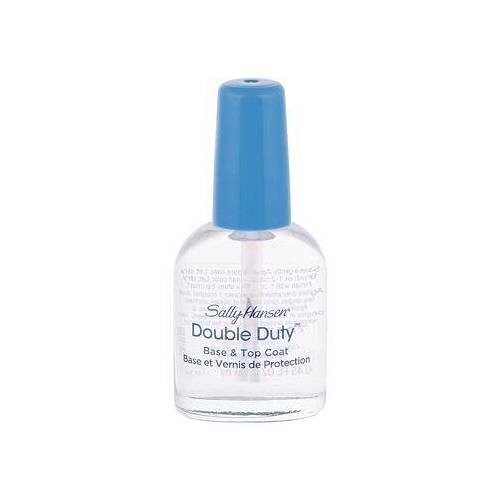 Hansen Sally Hansen Double Duty Strengthening Base & Top Coat stärkender nagellack 13,3 ml für Frauen