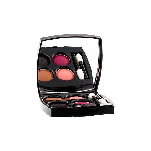 Chanel Les 4 Ombres langanhaltender lidschatten 2 g Farbton 304 Mystere Et Intensité für Frauen