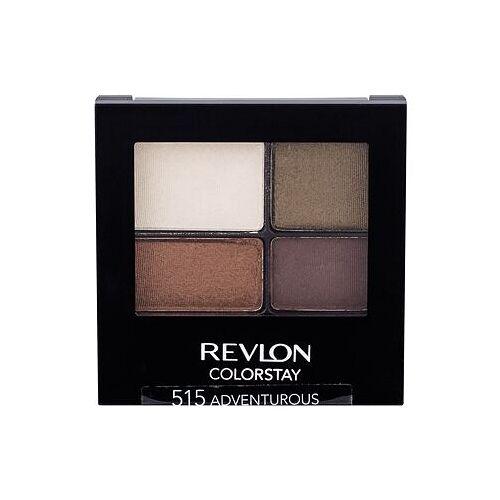 Revlon Colorstay 16 Hour langanhaltender lidschatten 4,8 g Farbton 515 Adventurous für Frauen