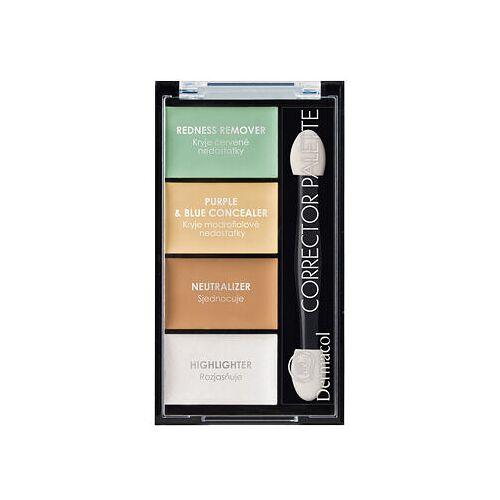 Dermacol Corrector Palette concealer-palette 8,8 g für Frauen