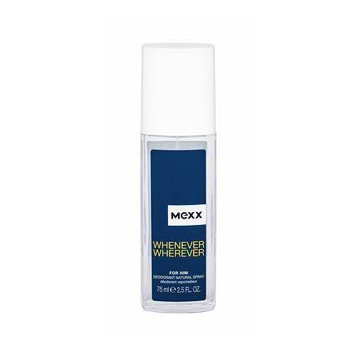 Mexx Whenever Wherever deodorant mit zerstäuber 75 ml für Männer