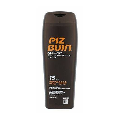 PIZ BUIN Allergy Sun Sensitive Skin Lotion sonnencreme gegen sonnenallergie SPF15 200 ml Unisex