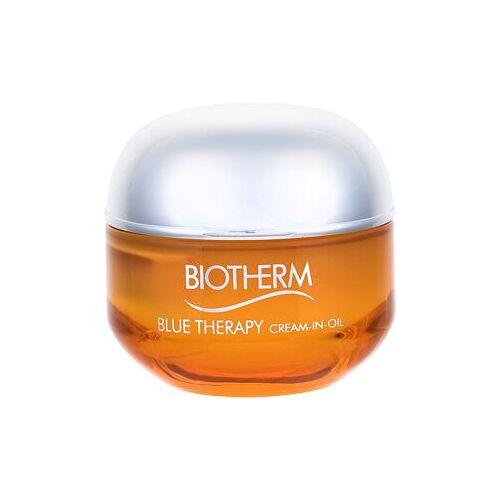 Biotherm Blue Therapy Cream-In-Oil nährende hautcreme 50 ml für Frauen