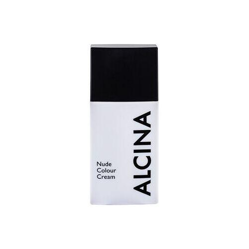ALCINA Nude Colour getönte tagescreme mit uv schutz SPF10 35 ml für Frauen