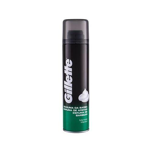 Gillette Shave Foam Menthol rasierschaum 300 ml für Männer