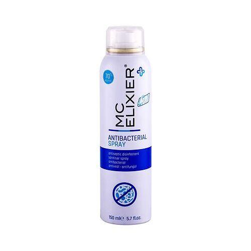 MC Elixier Antibacterial Spray antibakterielles spray mit hohem alkoholgehalt 150 ml Unisex