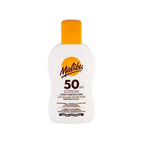 Malibu Lotion SPF 50 sonnenschutzmilch mit aloe vera 200 ml Unisex