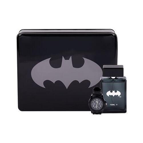 DC Comics Batman Set Edt 75 ml + Uhr für Kinder