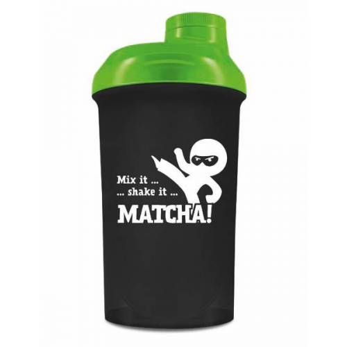 "NATURELEI Matcha Shaker ""Shake it"" - Matchabecher - 500ml """""