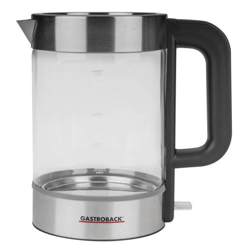 Gastroback Glaskessel mit Griff für 42442