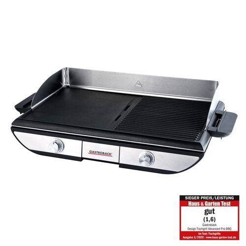Gastroback Design Tischgrill Advanced Pro BBQ