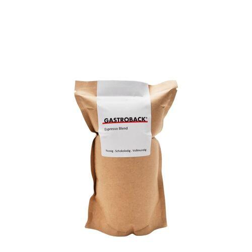 Gastroback Espresso Blend, ganze Bohne, 80g Gastroback