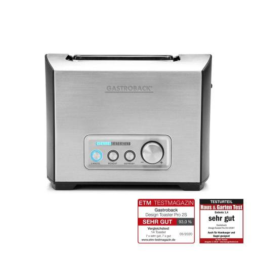 Gastroback Design Toaster Pro 2S