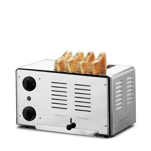 Gastroback Rowlett Edelstahl-Toaster (4 Toast)