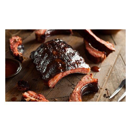 Steakhouse Asino 3-Gänge-Spareribs-Menü für 2 oder 4 Personen im Steakhouse Asino (bis zu 56% sparen*)