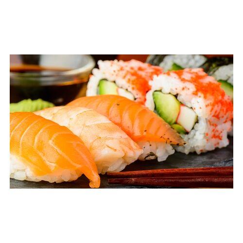 Da Yu Sushi 3-Gänge-Menü mit Sushi-Platte für 2 oder 4 Personen bei Da Yu Sushi (bis zu 50% spren*)
