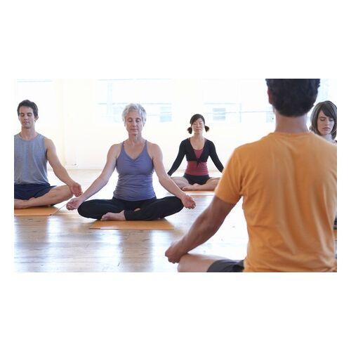 Yoga mit tibetischen Klangschalen 75 Min. Hatha-Yoga-Kurs bei Yoga mit tibetischen Klangschalen (bis zu 60% sparen*)