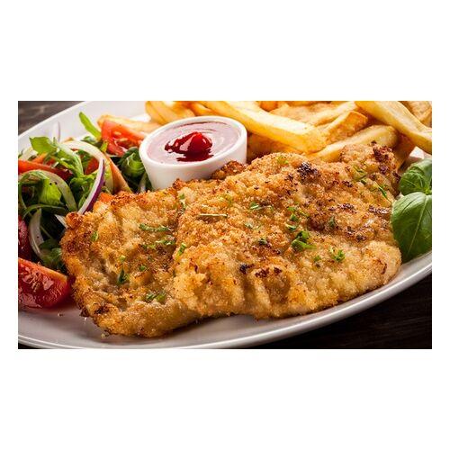 Tropica Grillhaus Schnitzel nach Wiener Art und Dessert für 2 oder 4 Personen im Tropica Grillhaus (bis zu 35% sparen*)