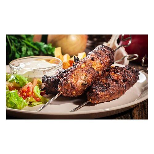 Örnek Lahmacun Grillhaus Grillteller mit Suppe oder Getränk zum Mitnehmen bei Örnek Lahmacun Grillhaus (31% sparen*)