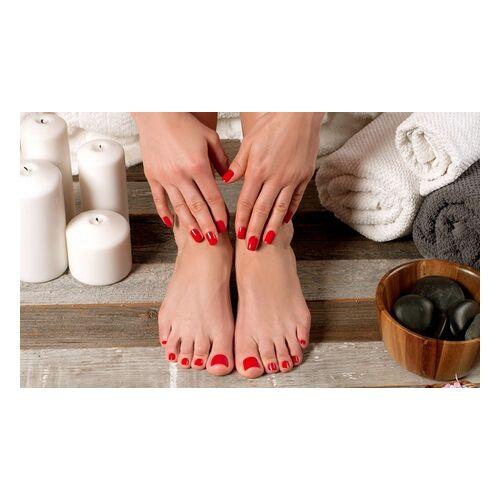 Trendcode Nails und Kosmetik Maniküre mit Shellack, optional mit Pediküre, im Nagelstudio Trendcode Nails (bis zu 52% sparen*)