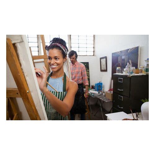 """Kunstkammer 2,5 Std. Painting-Event """"Art-Night"""" für 1 oder 2 Personen bei Kunstkammer (bis zu 50% sparen*)"""