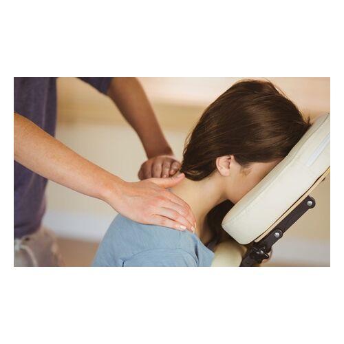 Ming Akademie Shiatsu-Behandlung auf dem Shiatsu-Stuhl oder der Shiatsu-Liege in der Ming Akademie (bis zu 69% sparen*)