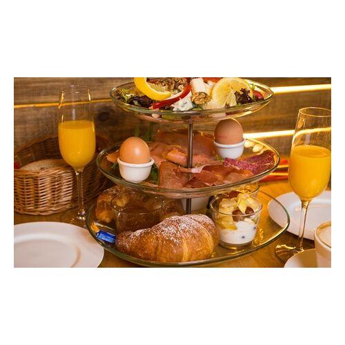 Maex 41 Genießer-Frühstück inkl. Prosecco oder Orangensaft für 2-4 Personen im Restaurant Maex 41 (bis zu 22% sparen*)