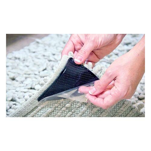 Groupon Goods Global GmbH 4, 8 oder 12 rutschfeste Pads für Teppiche