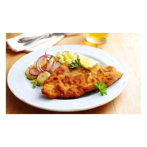 Hüttendomizil 2-Gänge-Menü mit Kalbsschnitzel für 2 oder 4 Personen im Restaurant Hüttendomizil (41% sparen*)
