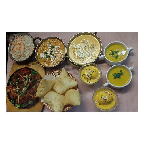 Aanjal Indisches Restaurant Indisches 3-Gänge-Menü inkl. Aperitif für 2 oder 4 Personen bei Aanjal Indisches Restaurant (40% sparen*)