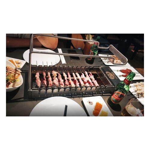 008 Look & Feel Grill Chinesische gemischte oder Grill Royal-Grillplatte zum selber Grillen im 008 Look&Feel Grill (bis zu 40%sparen)