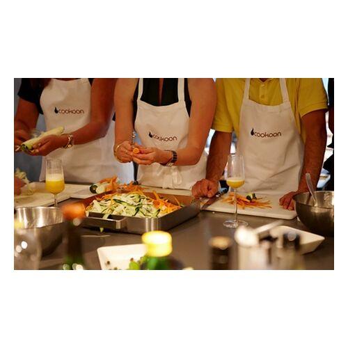 Cookoon 4 Std. Tapas-Kochkurs für 1 oder 2 Personen im Cookoon (bis zu 45% sparen*)