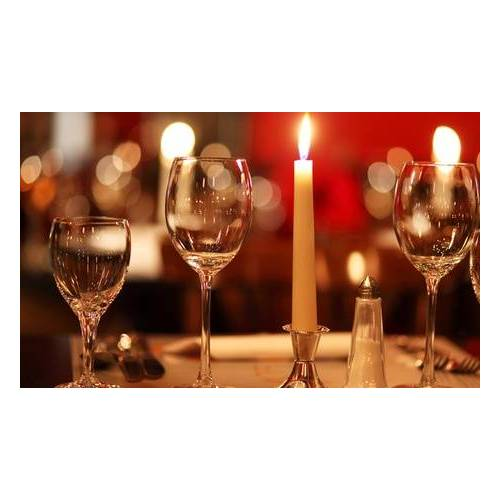 Hotel Maifeld Candle Light Dinner in 3 Gängen mit Aperitif für 2 Personen im Hotel Maifeld (34% sparen*)