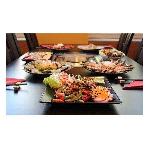 Bamboo Kitchen Sushi And Barbecue Barbecue am Tisch für 2 bis 6 Personen bei Bamboo Kitchen Sushi & Barbecue (bis zu 51% sparen*)