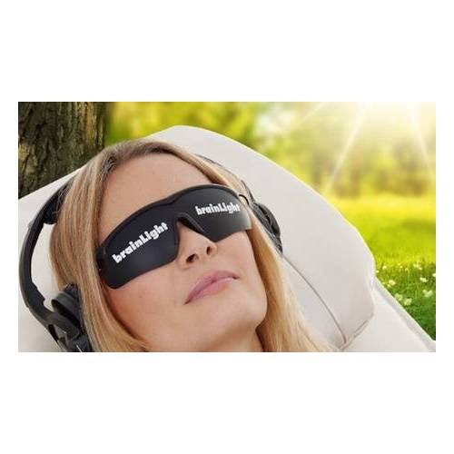 MENSCH, tank Energie! brainLight Studio Bis zu 40 Min. Audio-visuelle Tiefenentspannung mit 4D-Shiatsu-Massage im brainLight Studio (bis zu 50% sparen*)
