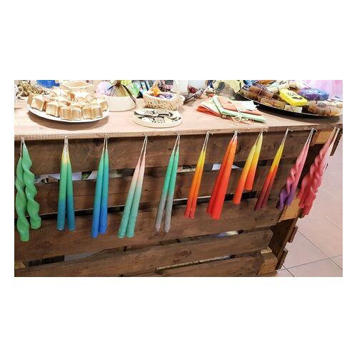 Helles Köpfchen Die Kerzenwerkstatt 2 Kerzen selber ziehen inkl. Anleitung für 1–4 Per. bei Helles Köpfchen Die Kerzenwerkstatt (bis zu 37% sparen*)