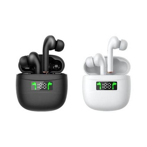 Groupon Goods Global GmbH 1x oder 2x J3 Pro In-Ear-Kopfhörer in Weiß oder Schwarz