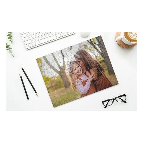 Photo Gifts Foto-Puzzle mit eigenem Motiv mit 88 oder 300 Teilen von Photo Gifts (bis zu 87% sparen*)